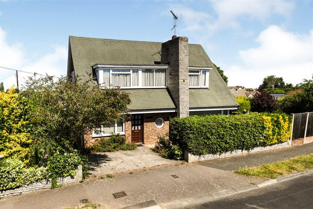 Thumbnail Detached house for sale in Delta Road, Hutton, Brentwood, Essex