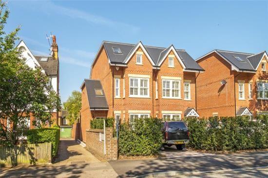 Thumbnail Semi-detached house for sale in Holmhurst Mews, Durham Road, London