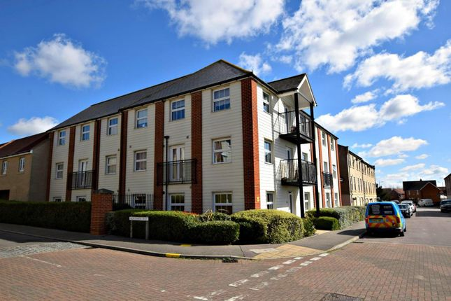 Thumbnail Flat for sale in Holst Avenue, Witham