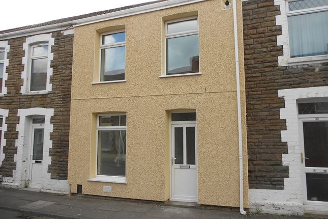 Terraced house to rent in Leslie Street, Port Talbot, Neath Port Talbot.