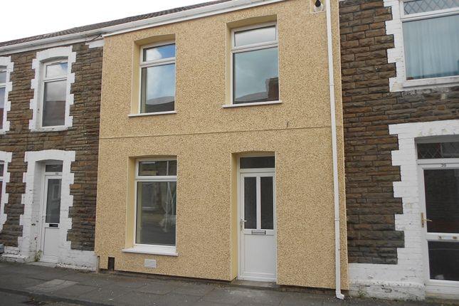 Thumbnail Terraced house to rent in Leslie Street, Port Talbot, Neath Port Talbot.