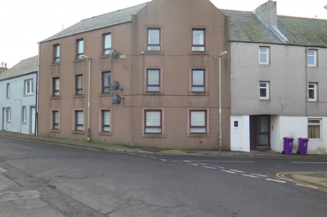 Thumbnail Flat to rent in Upper Hall Street, Montrose