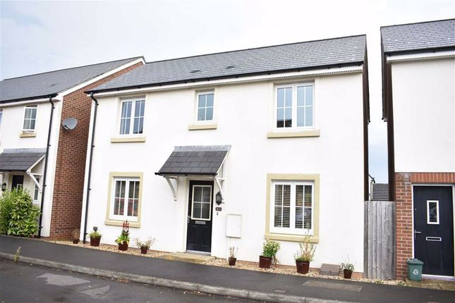 Thumbnail Detached house for sale in Vaughan Crescent, Pontarddulais, Swansea