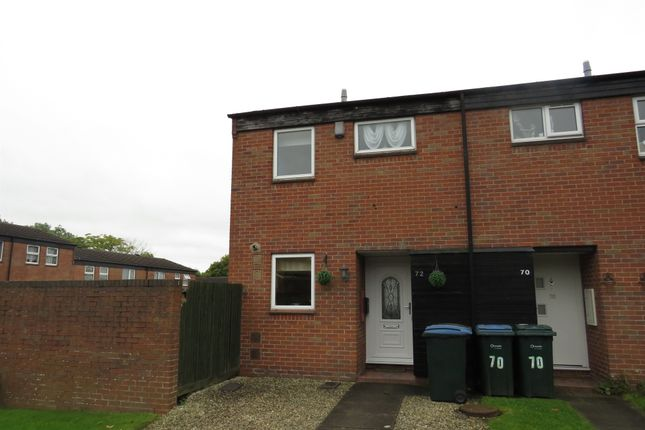2 bed end terrace house for sale in Goodman Way, Tanyard Farm, Coventry