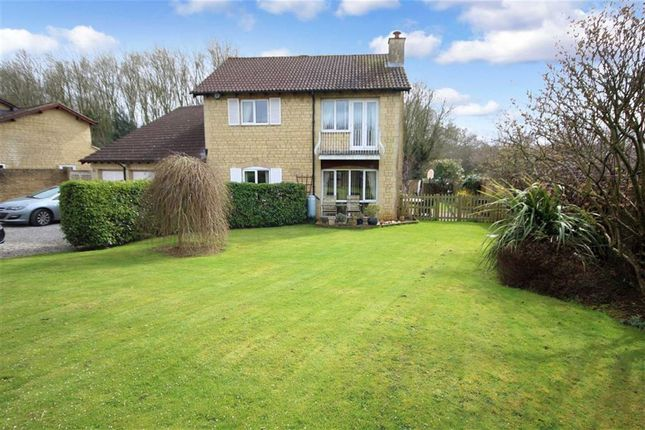 Thumbnail Detached house for sale in Vanbrugh Gate, Broome Manor, Swindon