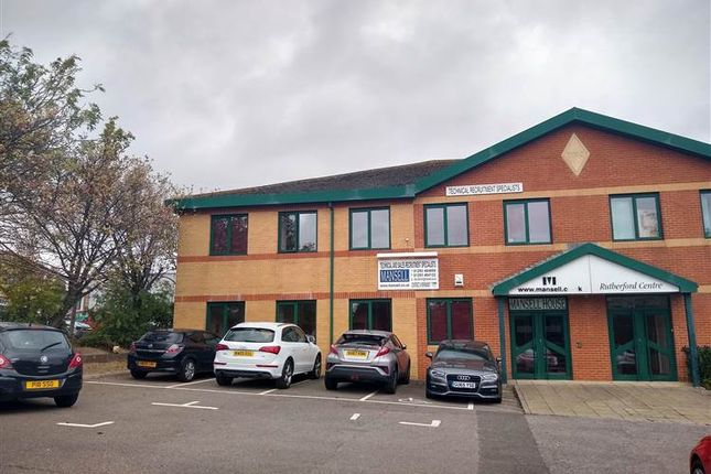 Thumbnail Office for sale in Priestley Way, Crawley