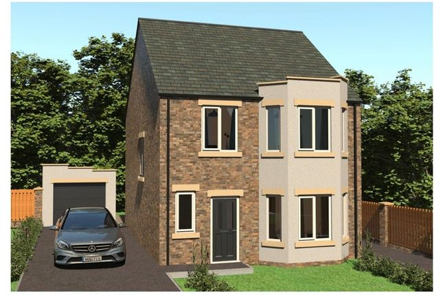 Thumbnail Detached house for sale in Plot 4 - Petersfield, Elvin Way, Chesterfield