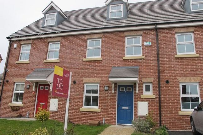 Thumbnail Town house to rent in Teignmouth Close, Garston, Liverpool
