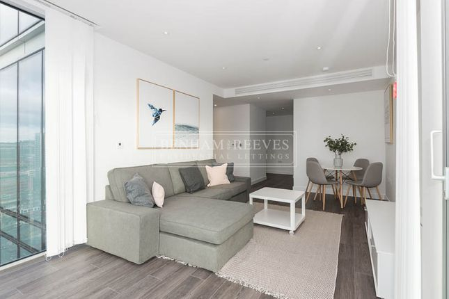 Thumbnail Flat to rent in Goodmans Fields, Aldgate East