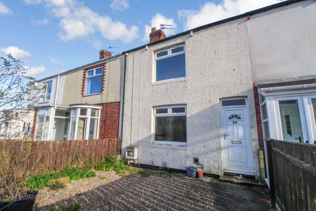 Thumbnail Terraced house to rent in Brentwood Avenue, Newbiggin-By-The-Sea