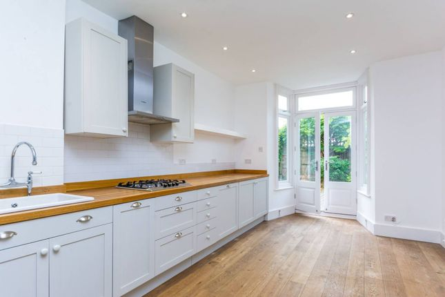Thumbnail Terraced house to rent in Church Path, Chiswick