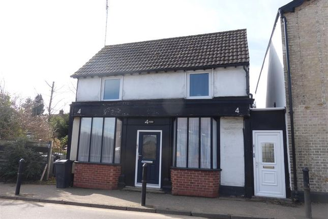 Thumbnail Flat to rent in Maldon Road, Witham