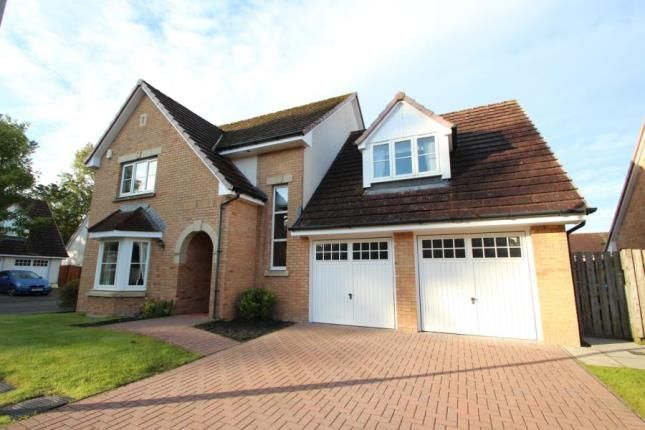 Thumbnail Detached house for sale in Strathwhillan Drive, Hairmyres, South Lanarkshire