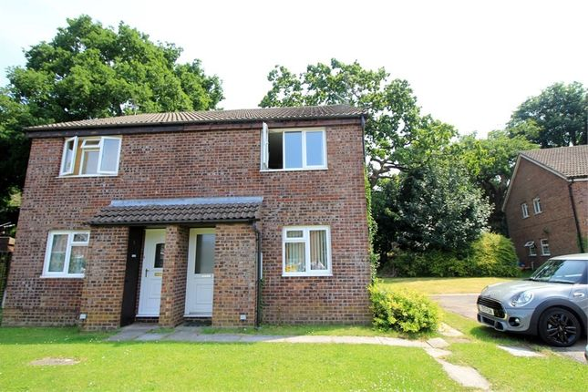 Thumbnail Flat for sale in 28 St Brides Gardens, Newport