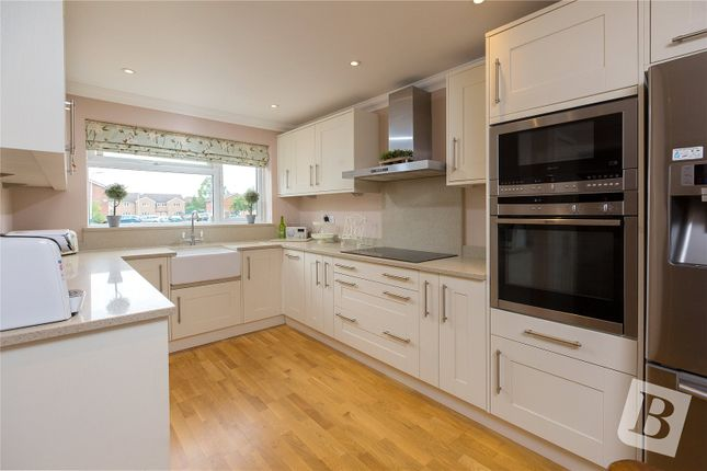 Thumbnail Terraced house for sale in Queensland Crescent, Chelmsford, Essex