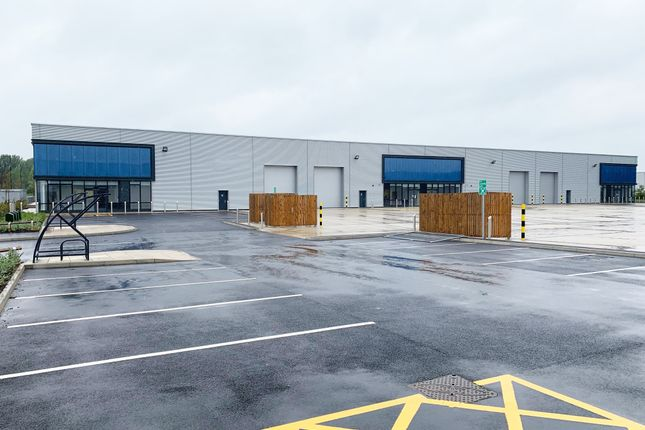Thumbnail Industrial to let in Phase 3, R-Evolution, Amp, Selden Way, Rotherham