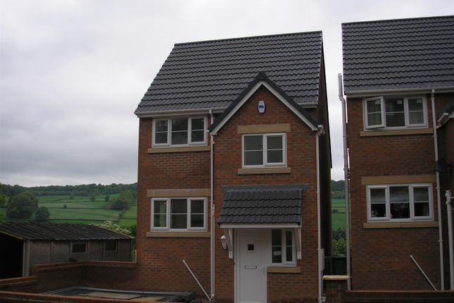 Thumbnail Detached house to rent in Becksitch Lane, Belper