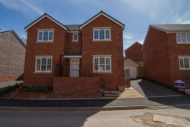Thumbnail Detached house for sale in Mametz Grove, Gilwern, Abergavenny