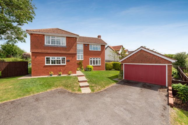 Thumbnail Detached house for sale in Windmill Hill, Princes Risborough, Buckinghamshire