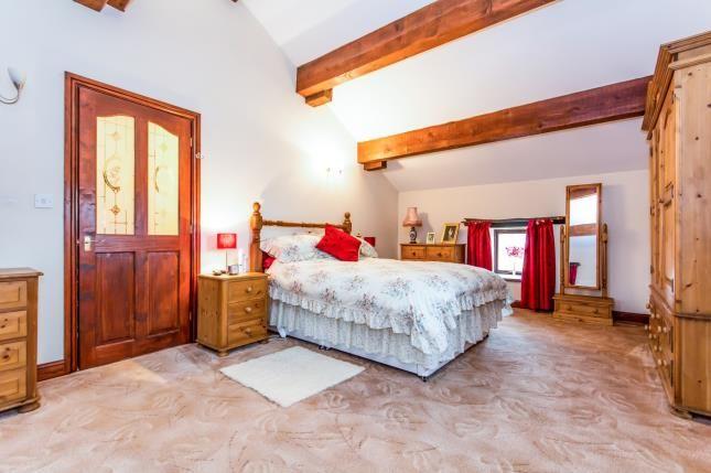 Master Bedroom of Studd Brow, Whitworth, Rochdale, Lancashire OL12