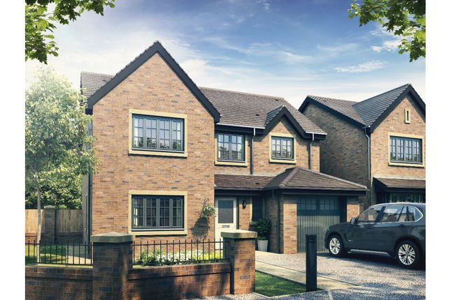 Thumbnail Detached house for sale in Brandlesholme Road, Bury