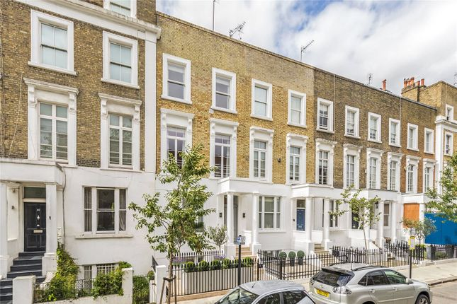 Thumbnail Terraced house for sale in Cathcart Road, London