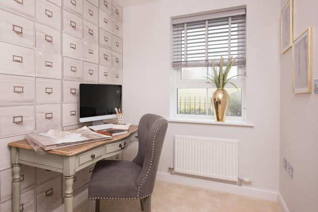 """Thumbnail Semi-detached house for sale in """"Faversham"""" at Tay Road, Lubbesthorpe, Leicester"""
