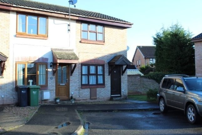 Thumbnail End terrace house to rent in Thirsk Avenue, Bobblestock, Hereford
