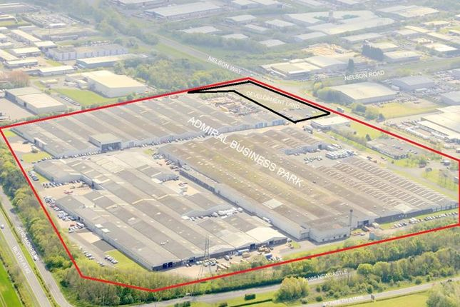 Thumbnail Land to let in Admiral Business Park, Nelson Way, Cramlington, Northumberland