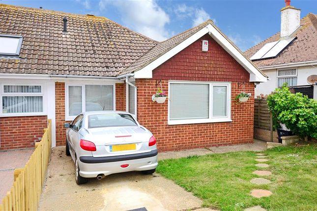 Thumbnail Semi-detached bungalow for sale in Roderick Avenue, Peacehaven, East Sussex