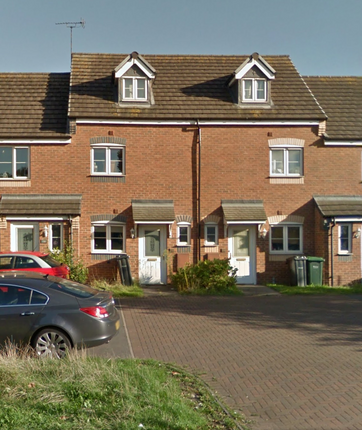 Thumbnail Town house to rent in Dudley Port, Dudley