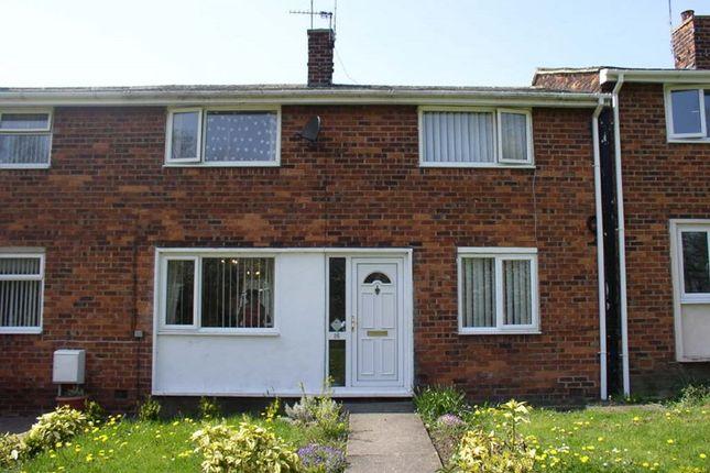 Thumbnail Terraced house to rent in Kent Walk, Peterlee