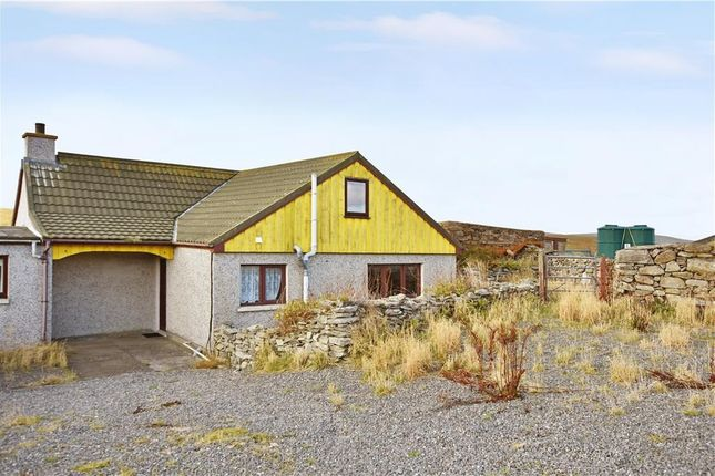 Thumbnail Semi-detached house for sale in Lunna, Vidlin, Shetland