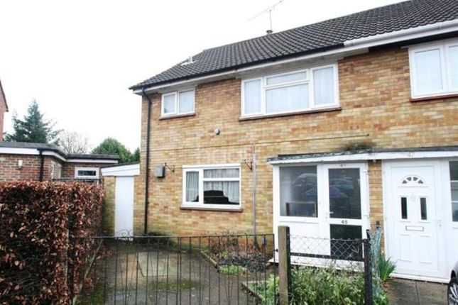 Thumbnail Semi-detached house for sale in Northumbria Road, Maidenhead