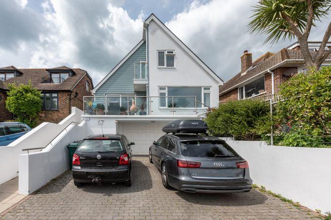 Thumbnail Detached house to rent in Lenham Avenue, Saltdean, Brighton, East Sussex