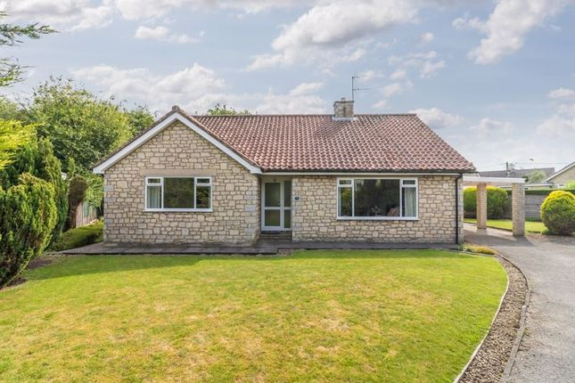 Detached bungalow for sale in Ryedale Close, Helmsley, York