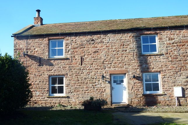 Thumbnail Cottage to rent in Little Scalehill, Lazonby