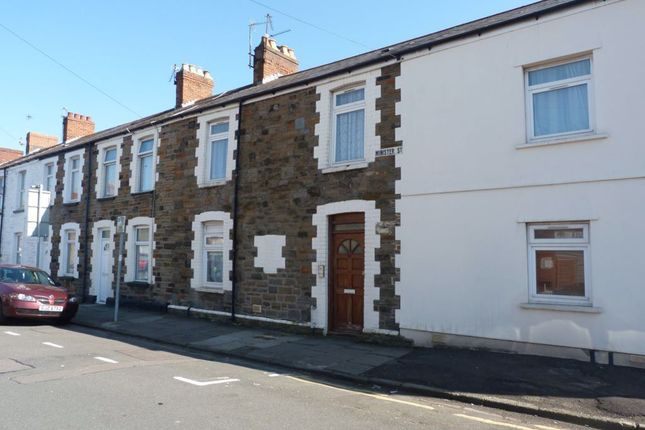Thumbnail Flat to rent in Minister Street, Cathays, Cardiff