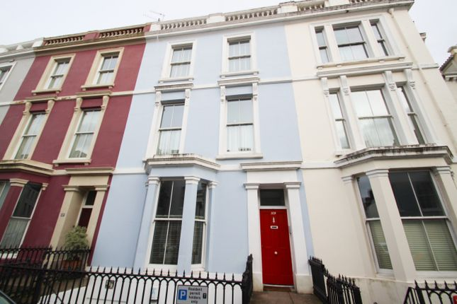 Thumbnail Maisonette to rent in Durnford Street, Stonehouse, Plymouth