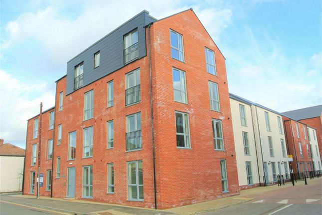 Thumbnail Flat for sale in Aubers House, 15A Burghley Street, Bourne, Lincolnshire