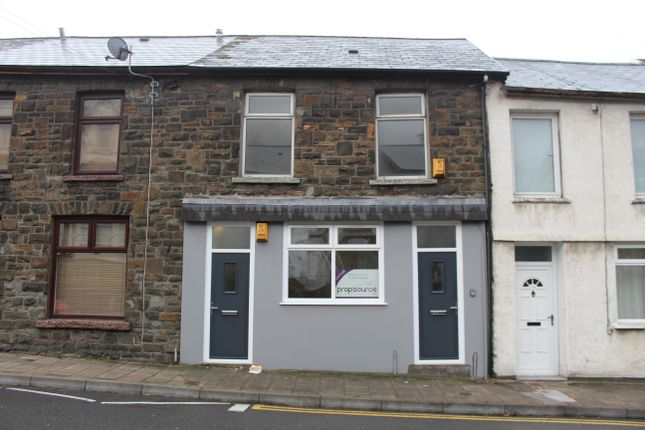 Thumbnail Maisonette to rent in Llewellyn Street, Pentre
