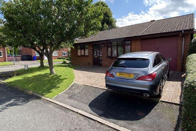 Thumbnail Detached bungalow for sale in Basildon Grove, Longton, Stoke On Trent, Staffordshire