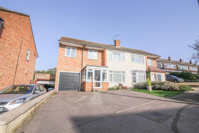 Thumbnail Semi-detached house for sale in Elmbridge, Harlow