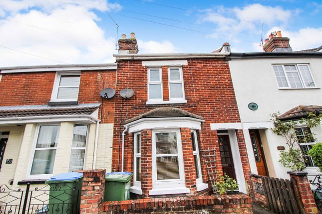 Thumbnail Terraced house for sale in York Road, Shirley, Southampton
