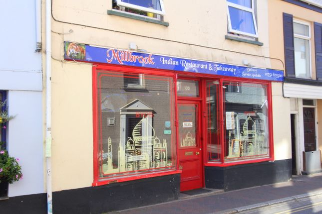 Front of West Street, Millbrook, Torpoint PL10