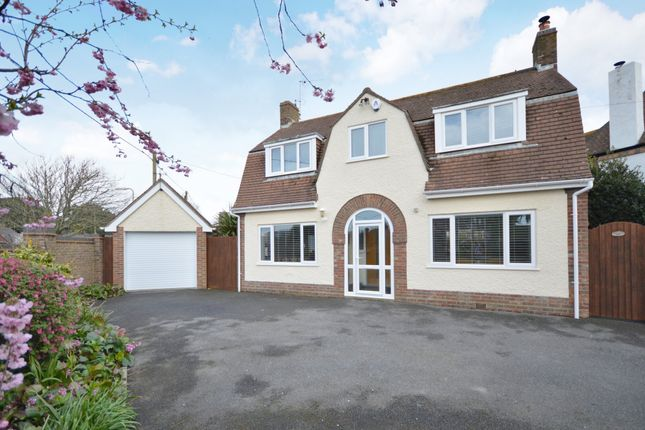 Detached house for sale in Naish Road, Barton On Sea, New Milton
