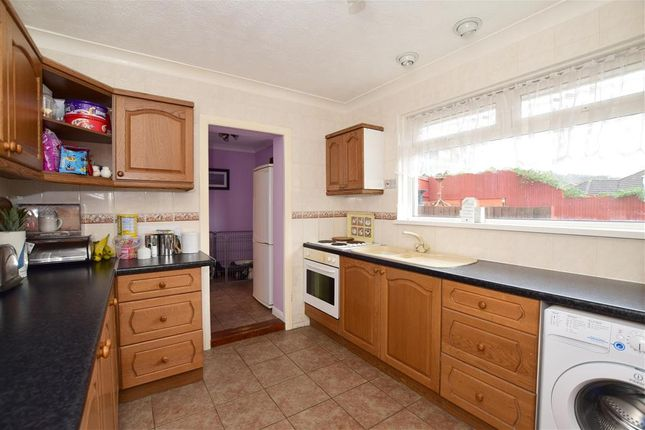 Thumbnail Bungalow for sale in Dean Gardens, Portslade, East Sussex