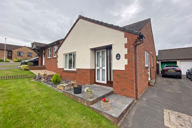 Thumbnail Bungalow for sale in Home Meadow, Minehead