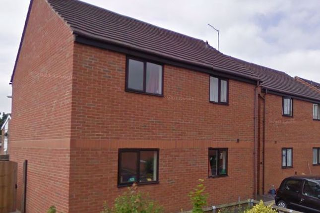 Thumbnail Flat to rent in Summerfield Gardens, Evesham