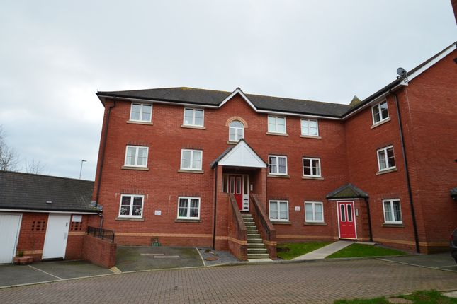 Thumbnail Flat for sale in Lewis Crescent, Exeter